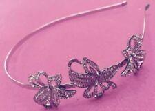 Headband Flower Crystal Costume Hair & Head Jewellery