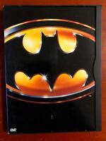 Batman (DVD, 1989) - H0214
