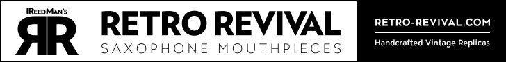 Retro Revival Saxophone Mouthpieces