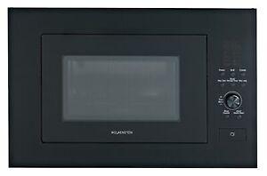 Wolkenstein Built-In Black 900W Grill 1000W Automatic Display 845.4oz