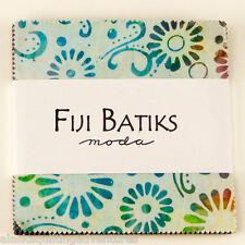 "Moda FABRIC Charm Pack ~ FIJI BATIKS ~ 40 - 5"" squares"