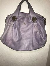 Women's Gustto handbag leather Purple