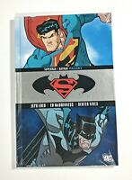 SUPERMAN BATMAN VENGEANCE NEW Factory Sealed DC HC! Powergirl Supergirl By Loeb