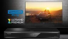 Panasonic DMP-UB700 EBK 4k Ultra HD 3D Blu-ray DVD Player, USB, HDMI, WiFi, DSD