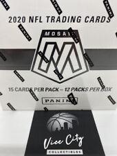 MIAMI DOLPHINS - 2020 Mosaic NFL Football Sealed Cello Box Live Break #16