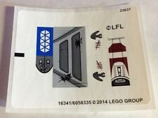 LEGO 75037 - STAR WARS - Battle on Saleucami - Sticker Sheet
