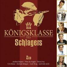 KÖNIGSKLASSE DES SCHLAGERS 2 CD MIT SEMINO ROSSI UVM