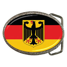 new Germany German Flag coat of arms Belt Buckle Free Shipping