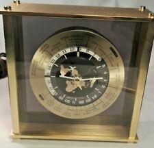 Vintage Seiko Quartz World Time Zone Clock (C)
