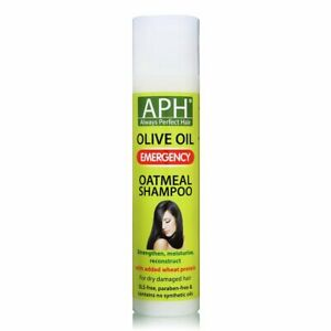 Oatmeal Shampoo with Olive Oil   250ml   APH