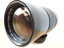 Canon FD Mount Hoya 200mm f3.5 Telephoto A1 AE1 AV1 T70 *TESTED & WORKING WELL*