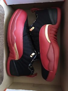 "Air Jordan 12 Retro Low SE "" Super Bowl LV"" Brand New Men's Size 9.5"