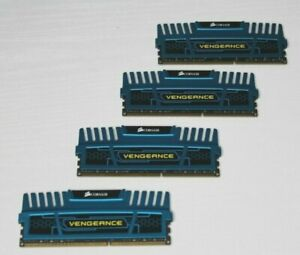 Corsair® Vengeance® PC3-12800 DDR3 Memory Kit - 16GB DDR3 (4 x 4GB) 2133 MHz