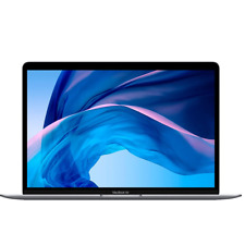 "Apple Macbook Air 13.3"" Intel Core i3 8GB 256GB Space Gray MWTJ2LL/A 2020 Model"
