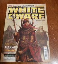 White Dwarf #337 LOTR Harad, Warhammer 40k Baneblades