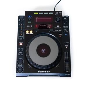 Pioneer CDJ 900 Performance DJ CD USB Multi Player