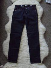 Miss Sixty Damen Jeans, Größe W27/L30, Skinny, Indigo Blau, Brandneu
