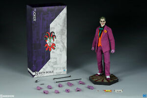 Sideshow Collectibles The Joker 1/6 Scale Figure DC Comics Sealed New