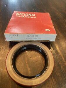 National Oil Seals Wheel Seal 473179 1.875 X 2.758 X .375
