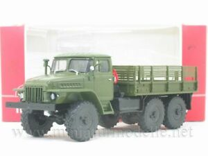 1:43 URAL 375D Pritsche Militär NVA CA Russische DDR Russian truck military USSR