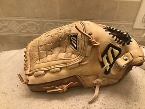 "Mizuno MVP-1225 Vintage Pro 12.25"" Pitchers Baseball Softball Glove Left Throw"