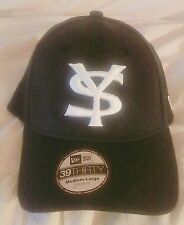 YS (You Suck) Baseball Cap 3D Embroidery Black NwoT Stretch Fit