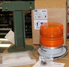 MILITARY TRUCK AMBER STROBE CONVOY LIGHT BRACKET 12V 24V LMTV M923A2 M1078 M998