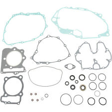 Moose Racing Gasket Kit Set w Oil Seals for 96-98 Honda XR400R - M811265