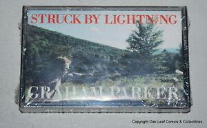 Graham Parker Struck Lightning Cassette SEALED. See photo for play lists if
