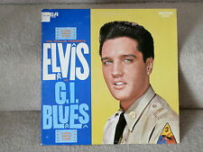 ELVIS PRESLEY~G.I. BLUES~NEAR MINT~AFL1-2256~RARE~  ~ LP