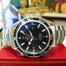 Omega Seamaster Planet Ocean James Bond 007 Quantum Of Solace 600m Watch