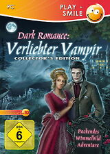 PC-Spiel DARK ROMANCE: VERLIEBTER VAMPIR (Wimmelbild-Adventure) PC-Spiele