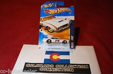 Hot Wheels - Olds 442 - 2012 HW Performance 5/10 - 145/247 1:64 White