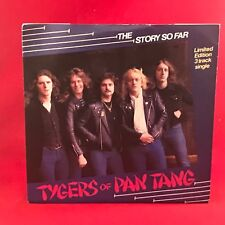 "TYGERS OF PANTANG The Story So Far 1981 UK 7"" Vinyl Single EXCELLENT CONDITION"