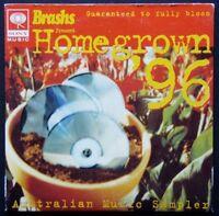 HOMEGROWN '96 - AUSTRALIAN MUSIC SAMPLER - DIED PRETTY, SKUNKHOUR CARD SLEEVE CD