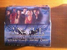 ANGEL SEASON FOUR COMPLETE SEALED BOX