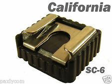 "SC-6  Flash Hot Shoe Mount Adapter 1/4"" Thread Studio Light Stand Tripod E145"