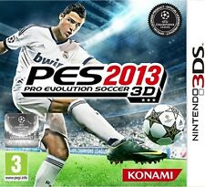 PES 2013 13 Pro Evolution Soccer 3D 3DS Nintendo Video Game Mint Condition UK