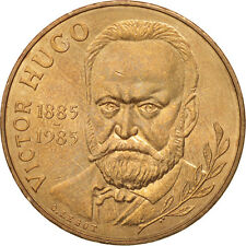 Monnaies, France, Victor Hugo, 10 Francs, 1985, SUP+, Nickel-Bronze #77824