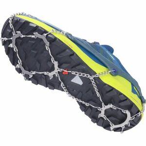 Snowline Eisspikes, Eis Spikes, Chainsen TRAIL, Gr: XL für Schuhgröße 44 bis 48