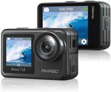 AKASO Action cam 4K 30FPS 20MP WiFi Action Kamera IPX7 Unterwasserkamera 40M Was