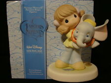ym Precious Moments-Disney Showcase Collection-Dumbo-Now You Can Fly