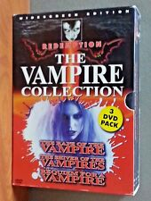 Redemption - The Vampire Collection: Rape / Shiver / Requiem  3 DVD's   LIKE NEW