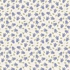 TILDA - Sophie Basics - Sophie Slate - Quilting Fabric 100% cotton