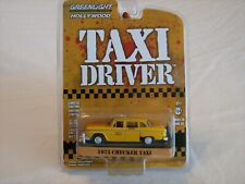 GreenLight Hollywood Series 26 Taxi Driver 1975 Checker Taxi