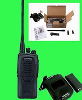 NEW TK2207G KENWOOD RADIO VHF136-174MHz WALKIE TALKIE +Software+USB cable