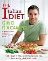The Italian Diet,Gino D'Acampo,Juliette Kellow,Kate Whitaker