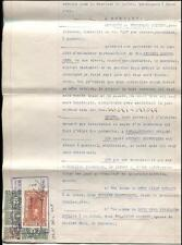 Quebec #QR19/QR25, QL65 1912 Registration & $1 Law on 1936 Will XF-87
