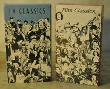TV Classics Jack Benny's Five Hour Marathon / Chaplin Classics Both Sealed