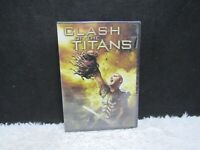 2010 Clash Of The Titans With Sam Worthington Legendary Pictures WS, DVD, NEW